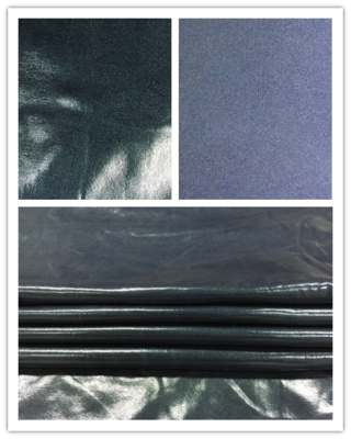 Interlock PU Leather